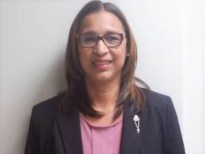 Presidenta de la Asociación Panameña de Psicólogos